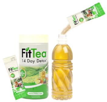 fit tea side effects