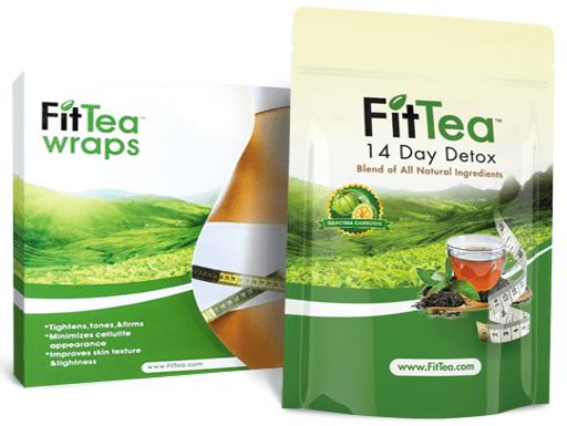 fit tea ingredients
