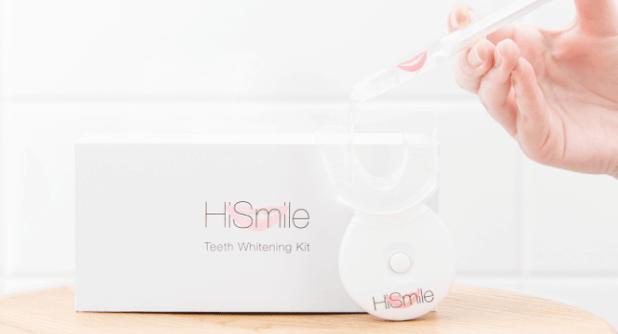 hismile teeth whitening