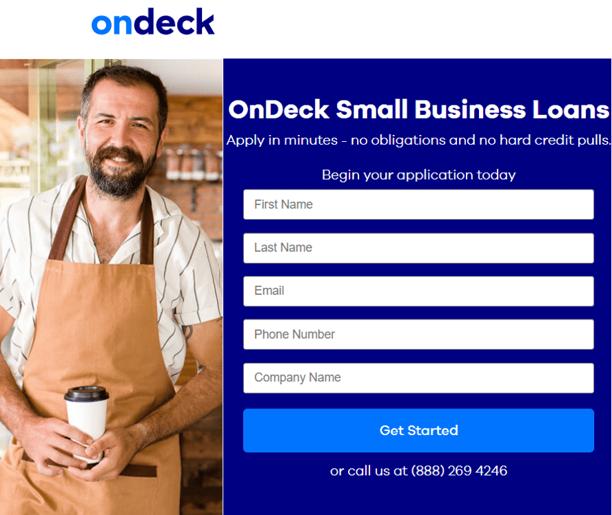 ondeck small business loanns