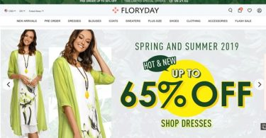 Floryday Clothes