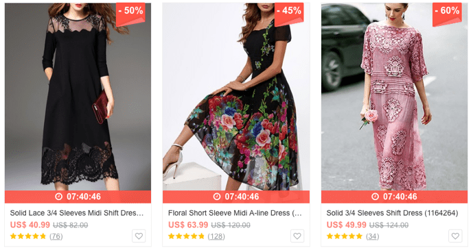 Floryday Dresses Reviews