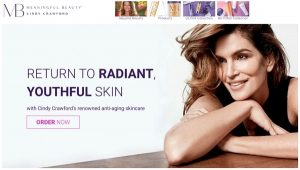 Cindy Crawford Skin Care Line Review