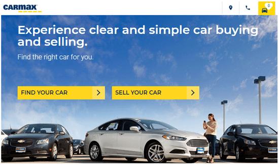 Online Auto Dealers - Carvana Vs CarMax Vs Vroom