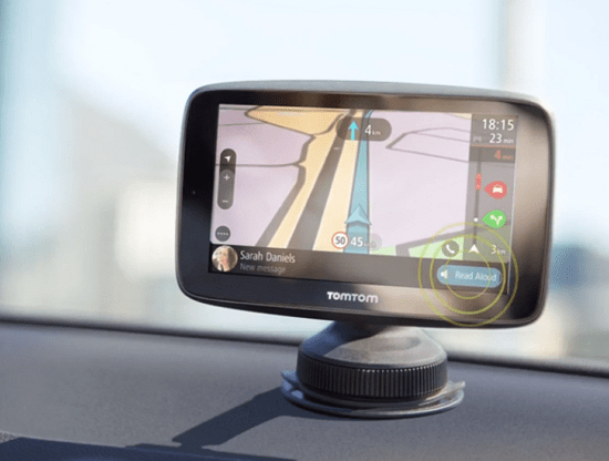 TomTom GPS Review