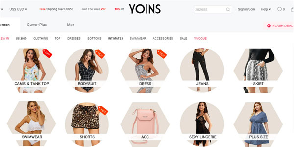 yoins reviews