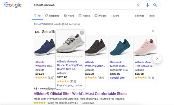 allbirds reviews