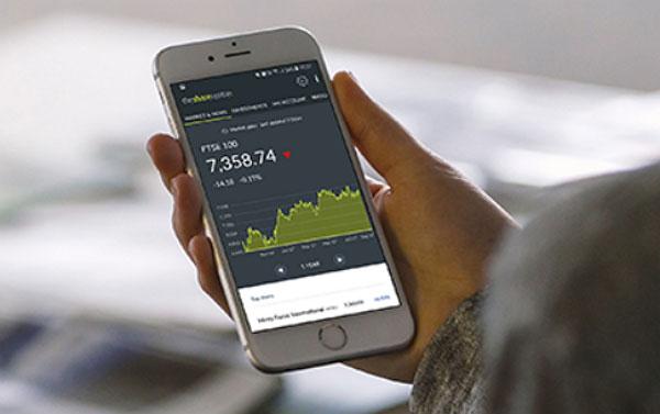 online stock brokers in the uk