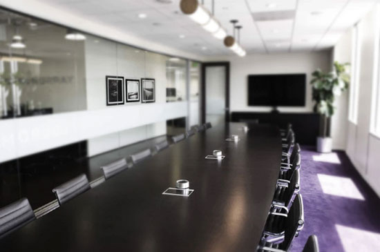 meeting room for wealth management firm in san diego