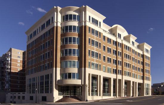 a corner building for dc financial advisors