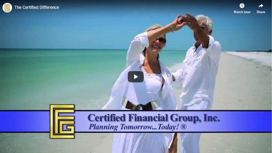 Video of Certified Financial Group